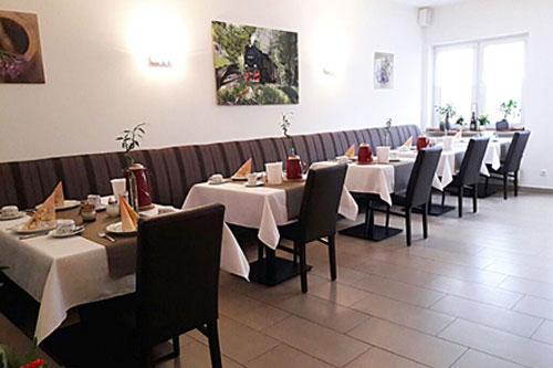 Restaurant Zum alten Bahnhof in Blunk bei Bad Segeberg